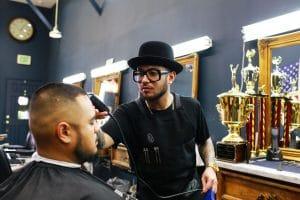 Barber Chad Gabriel