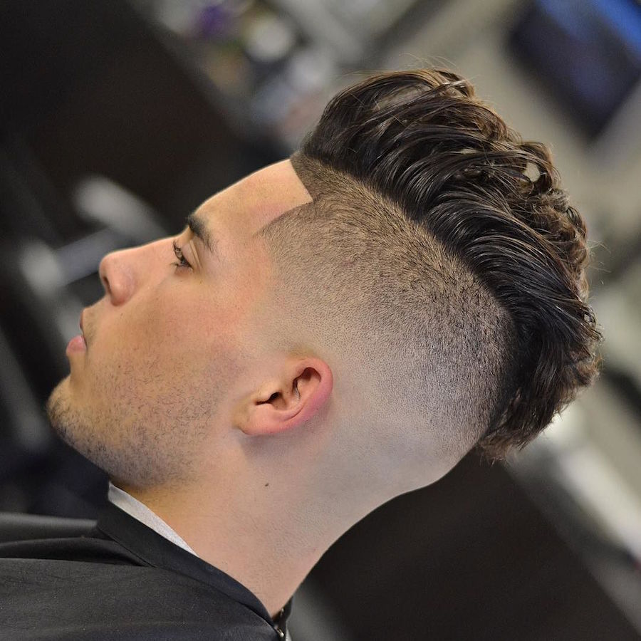 drewdabarber_and under hawk haircut for men