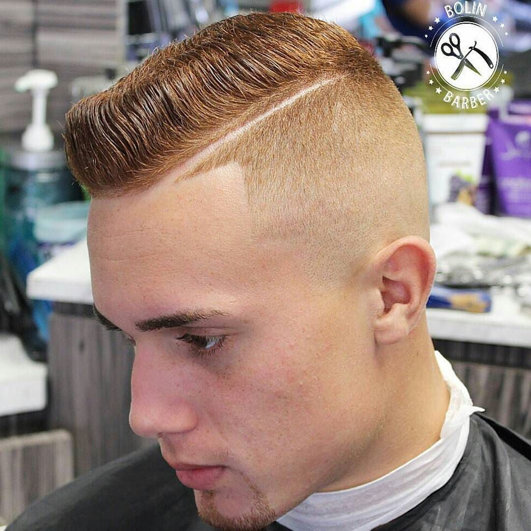 dynastypuertorico_and short mens haircut with hard part 2016