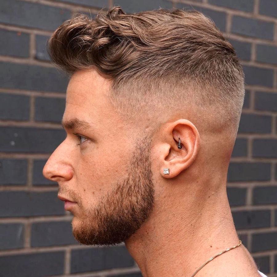 Strange 21 New Men39S Hairstyles For Curly Hair Hairstyles For Men Maxibearus