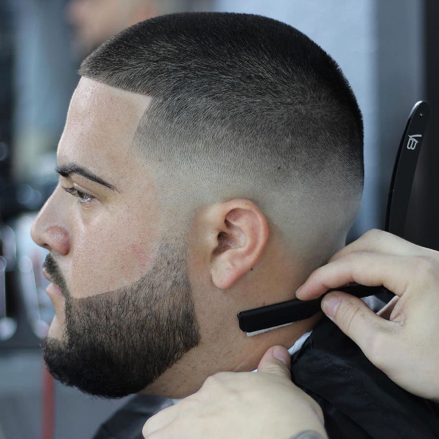 stevetrujillo_and short mens haircut 2016