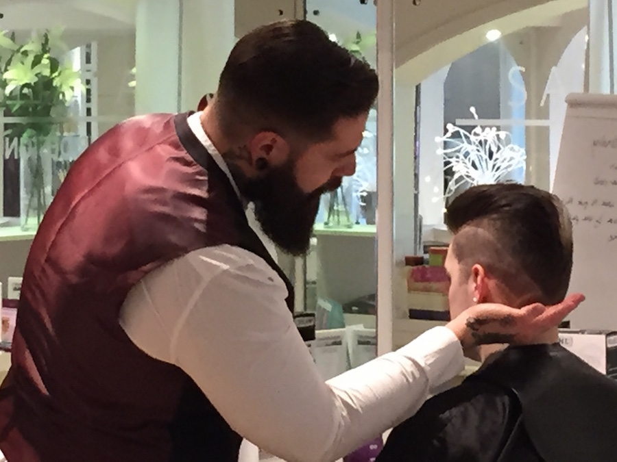 Tom chapman hair design men 39 s hairstyle trends for Tom and guy salon