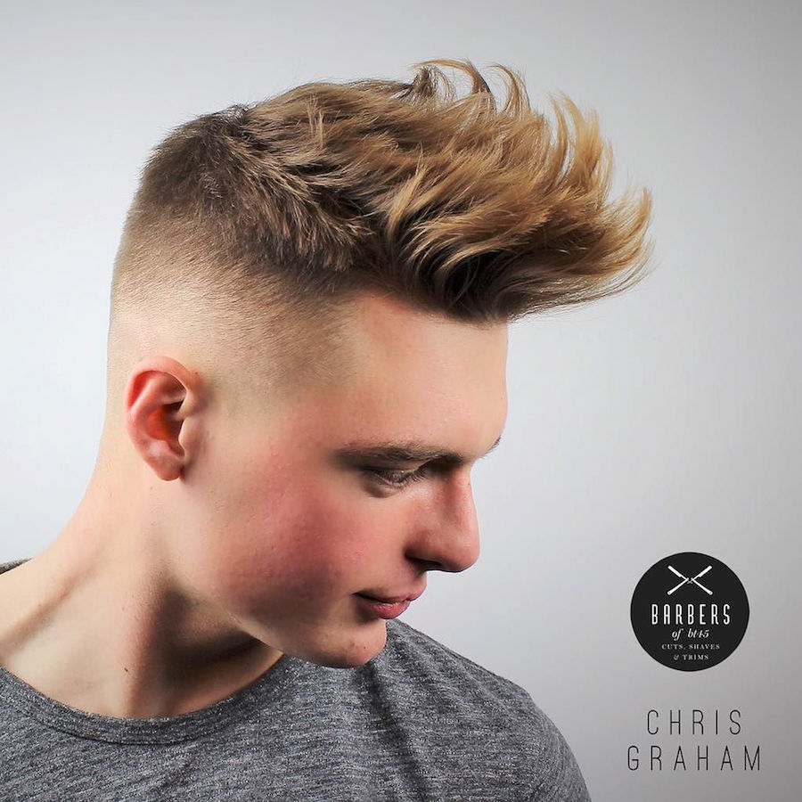 cool haircuts for guys 25 cool haircuts for 9791