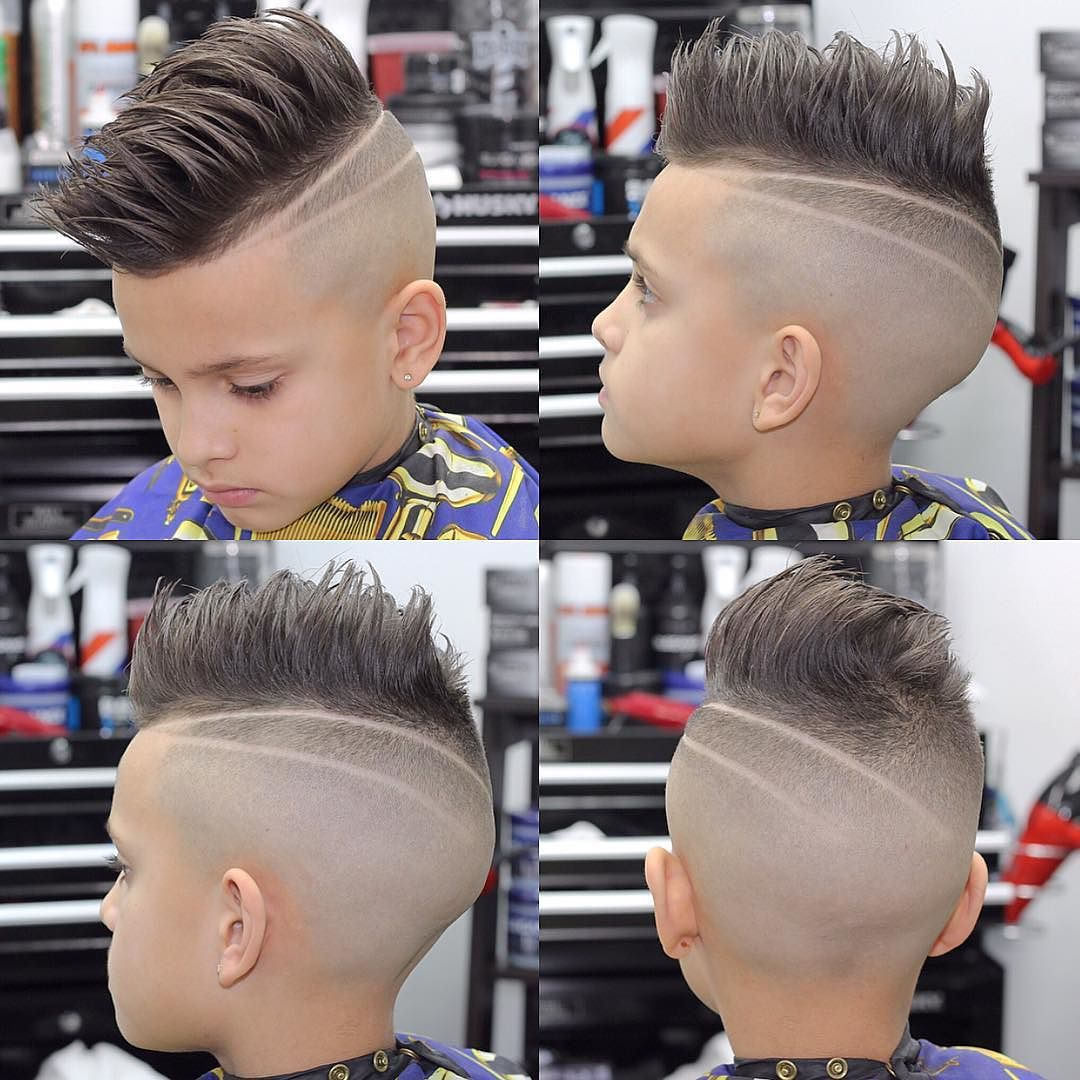 31 Cool Hairstyles for Boys - Men's Hairstyle Trends