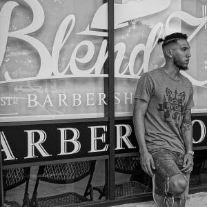 Barber Christopher Betancourt