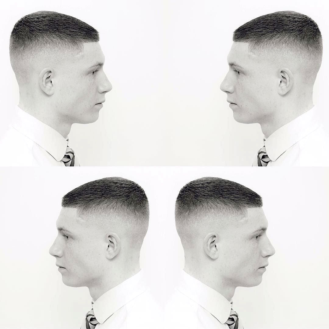 Men Neck V Back Haircut | hairstylegalleries.com