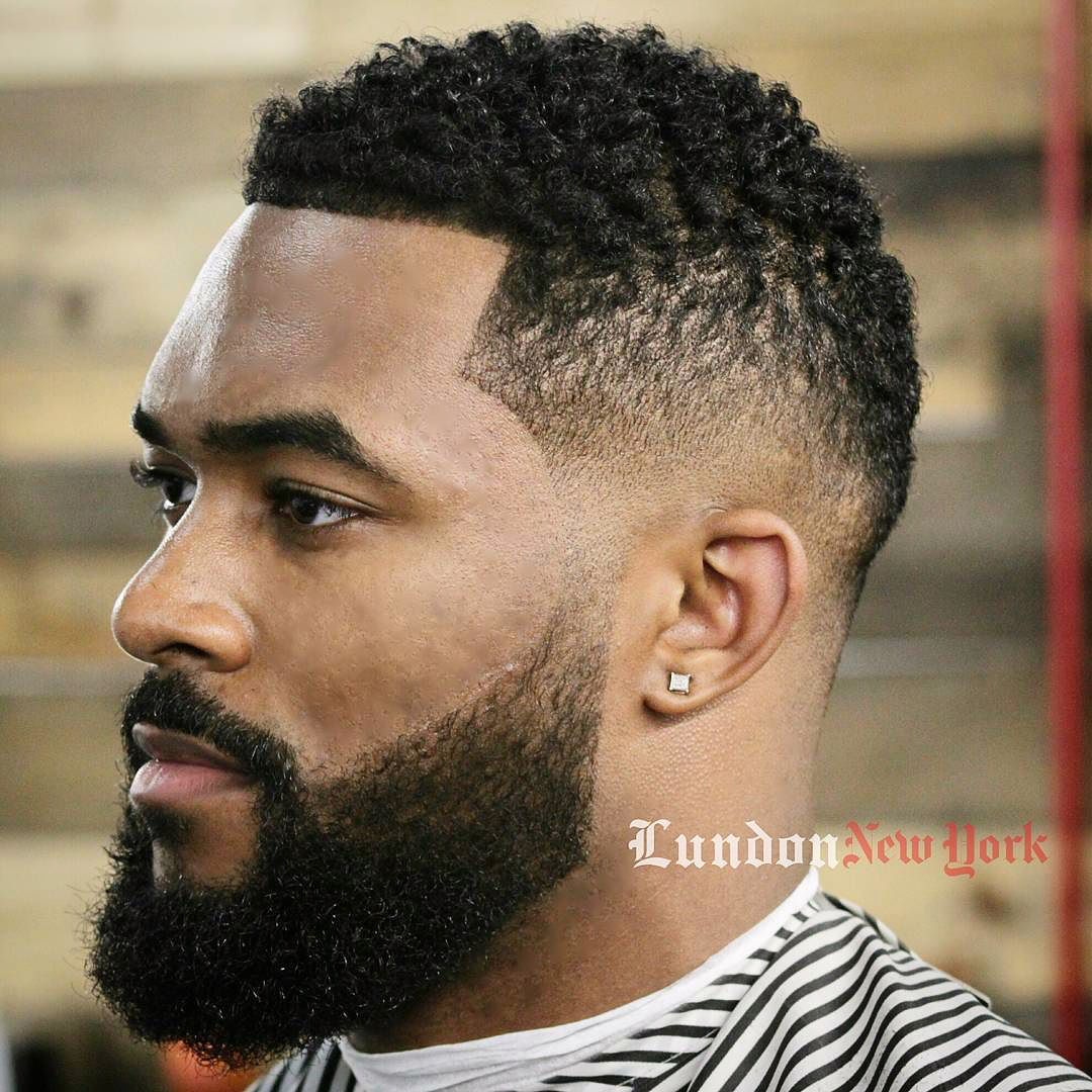 22 Hairstyles + Haircuts For Black Men
