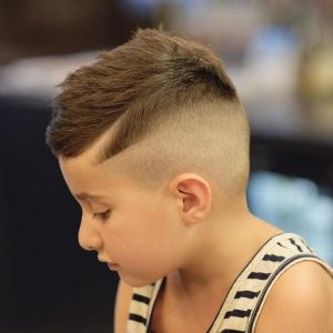 30 Cool Hairstyles for Boys