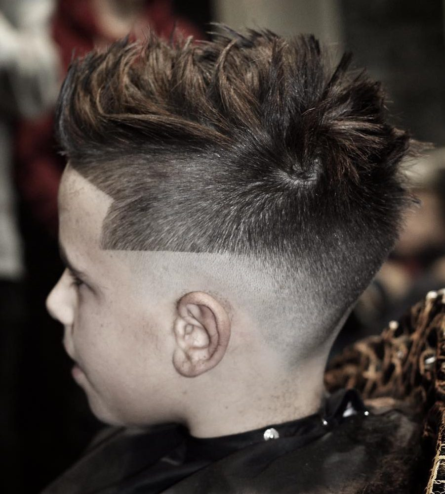 31 Cool Hairstyles For Boys Men S Hairstyle Trends