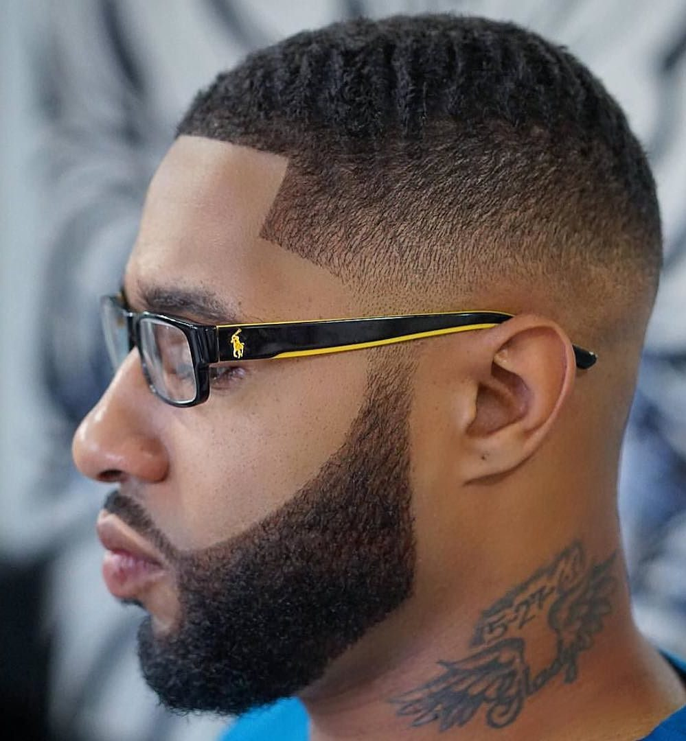 Stepthebarber Waves With Skin Fade