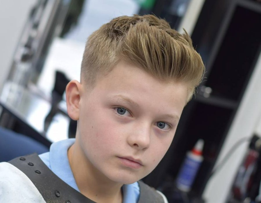 Boy Hair Style: 31 Cool Hairstyles For Boys