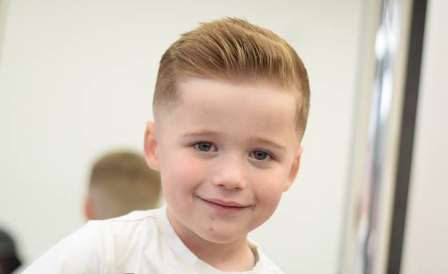 Toddler Boy Haircuts Long Hair Mommy And Baby Gallery