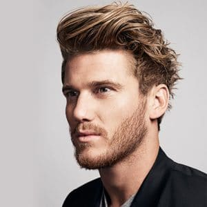 Stupendous Curly Hairstyles For Men 2017 Hairstyles For Women Draintrainus