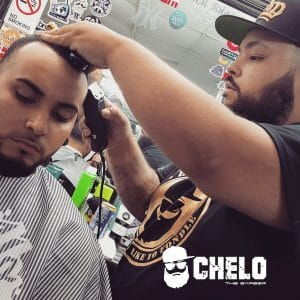 Chelo The Barber From Queen's New York