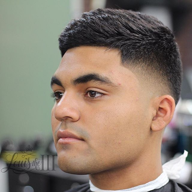 fameorglory Cool Short Haircuts for Thick Hair Men