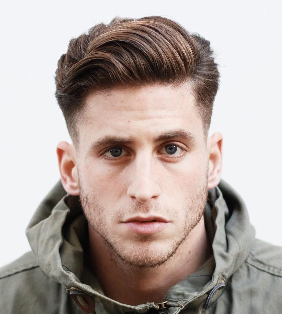 Cool Men S Medium Hairstyles Haircuts