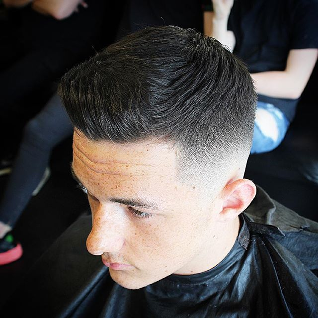 tombaxter_hair easy hairstyles for men