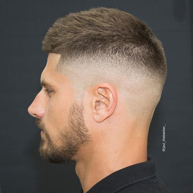 Javi the barber Cool Short Mens Hairstyles With Fade