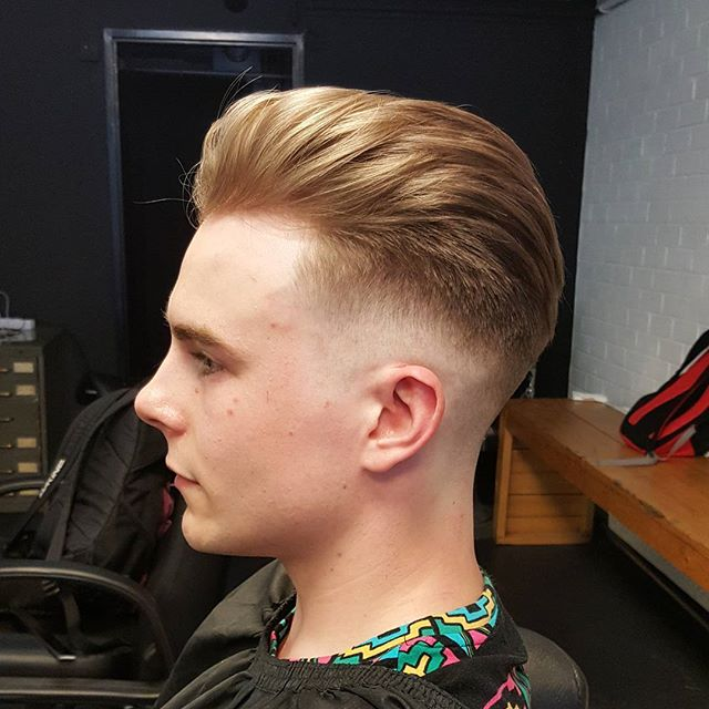 Creative Popular Mens Hairstyles 2017