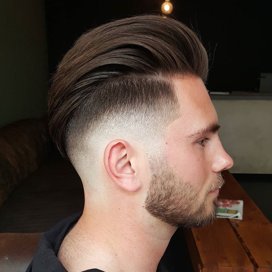 Long Mens Hairstyles For Straight And Curly Hair - Straight hair styles for men