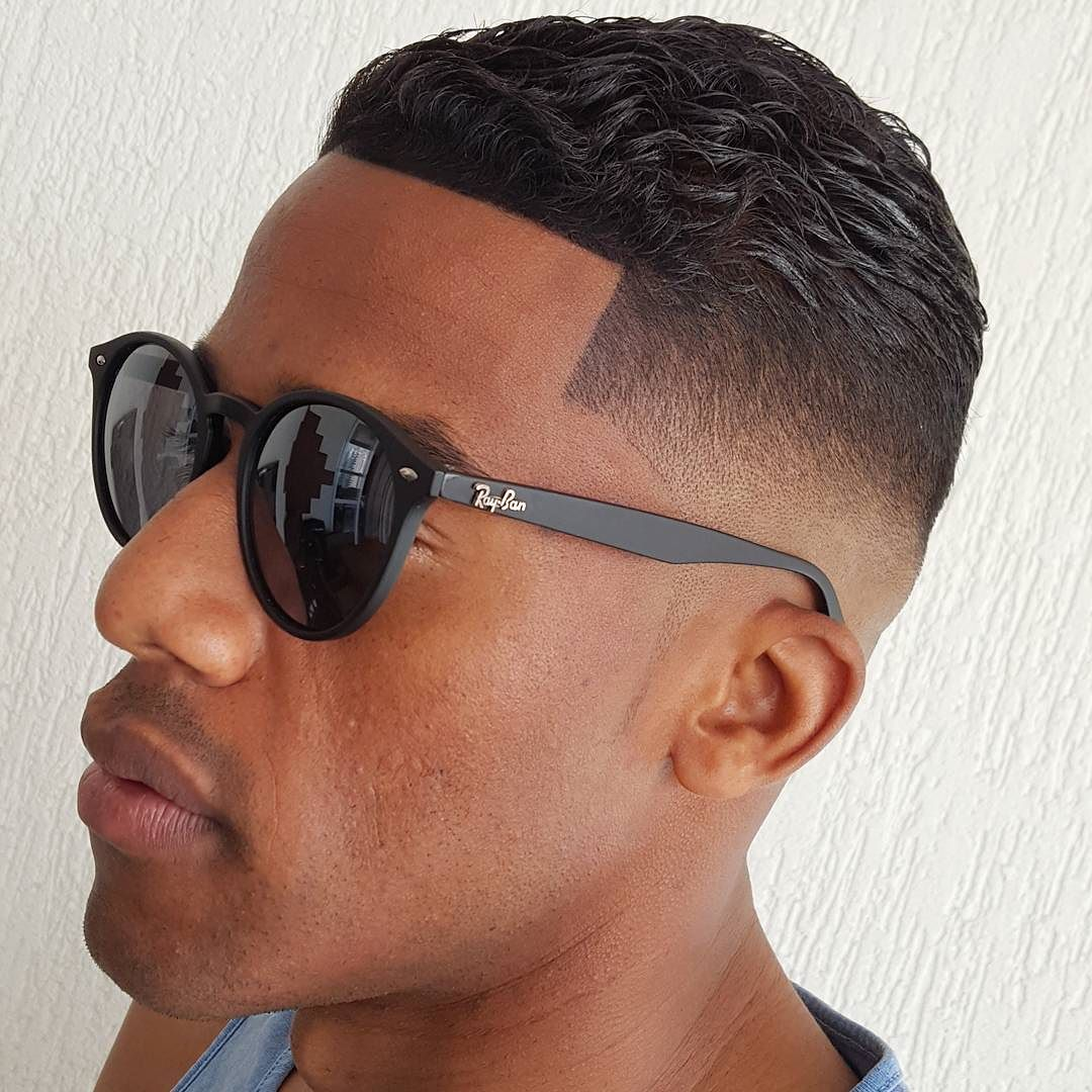 db.dillblack_short wavy hair men low fade lineup Betão Ebert Amâncio