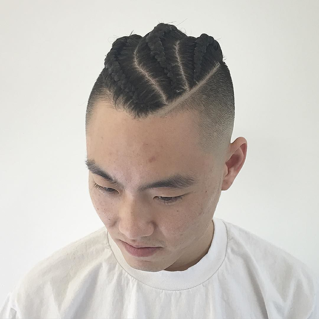 hairstyle inverted bob haircut cool hair colors men corn rows for men ...