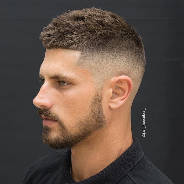 The Easiest Short Men s Haircut The Buzz