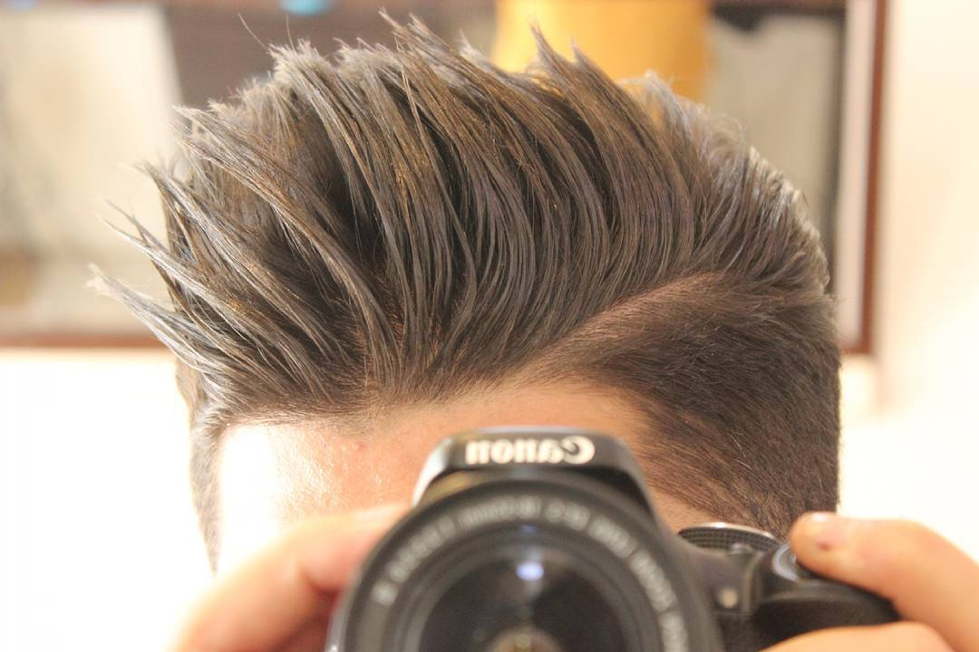 Best Hairstyles For Men: Spikes