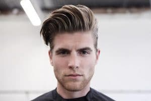 Hipster Mens Haircut Or For Curly Hair Men