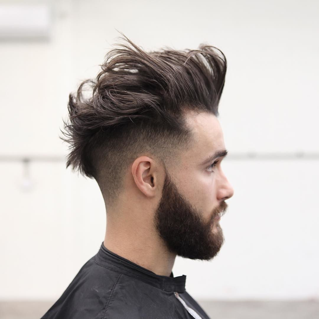 modern mullet hairstyles : 15 Modern Haircuts for Men