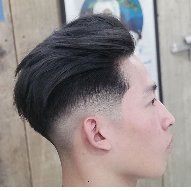 sam_campagna natural movement asian hair low fade