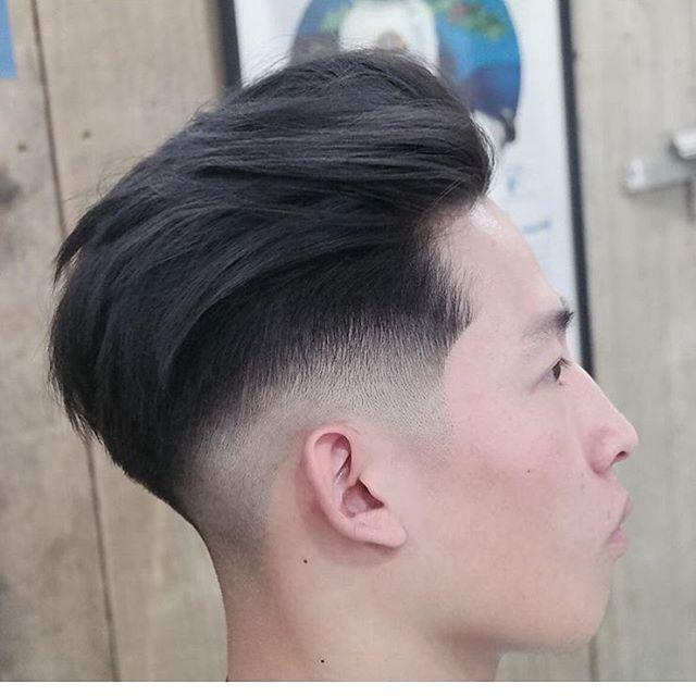 sam_campagna natural movement asian hair low fade