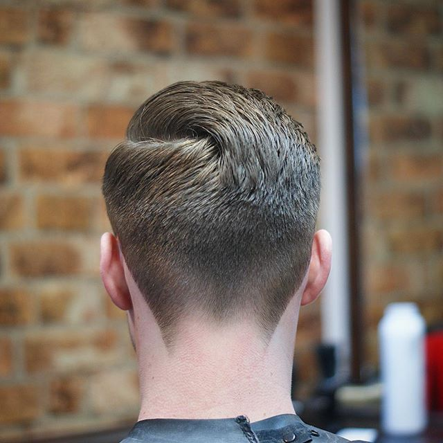 Barber Tutorials 6  Vshaped Neck Hairline  Point Cut on Top