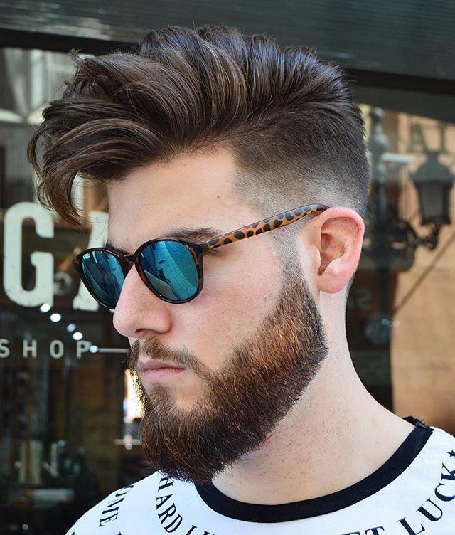 virogas.barber loose messy pomp