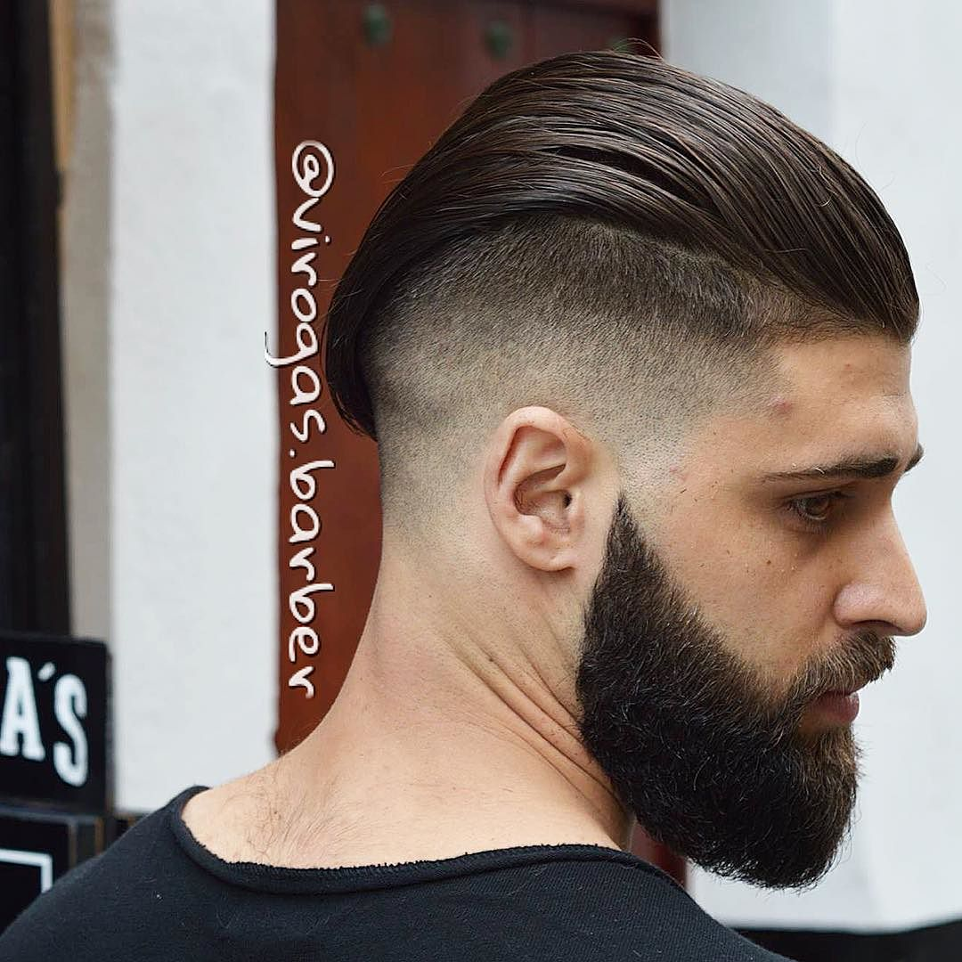 Men S Undercut Haircut