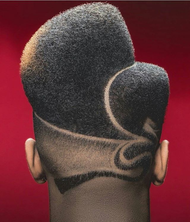 Cool Step Flat-Top Haircut