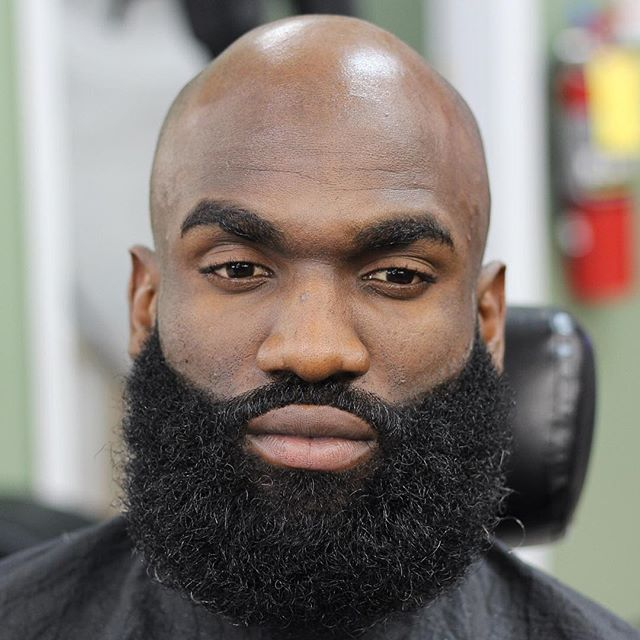 fameorglory bald head full beard