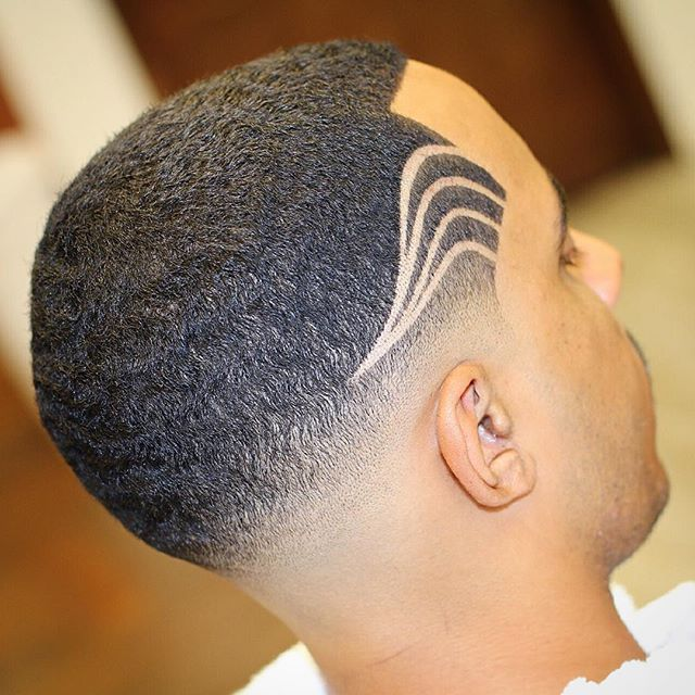 Triple G Lines Haircut