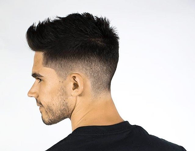 Thick Hair Fade cool hairstyles for men