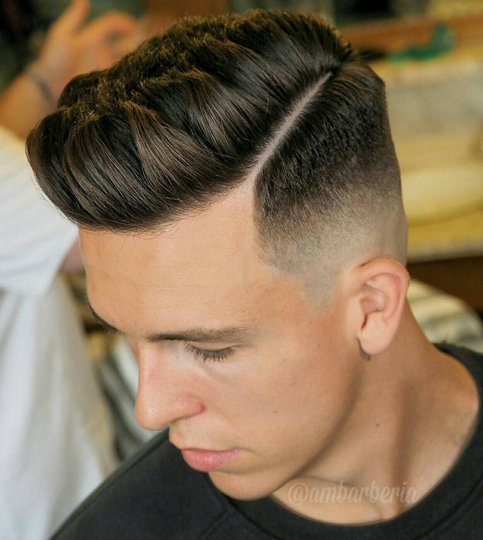Fantastic 5 Cool Mid Fade Haircut Styles Short Hairstyles Gunalazisus