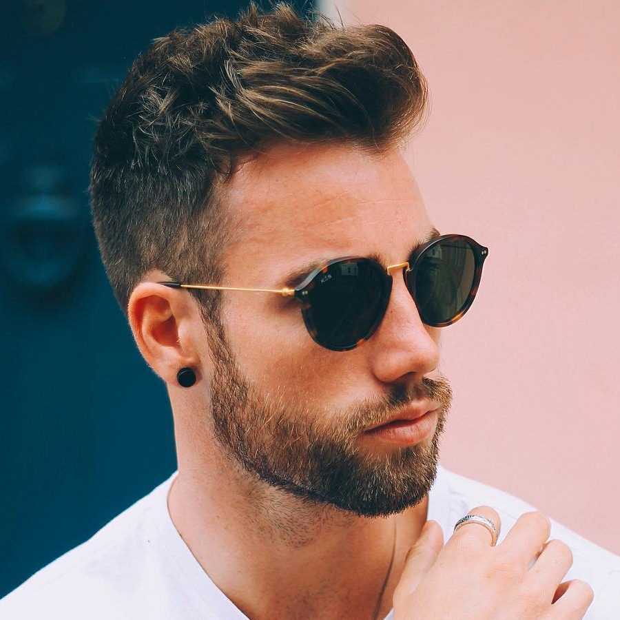 12 Stylish Guys Haircuts For Fall 2016