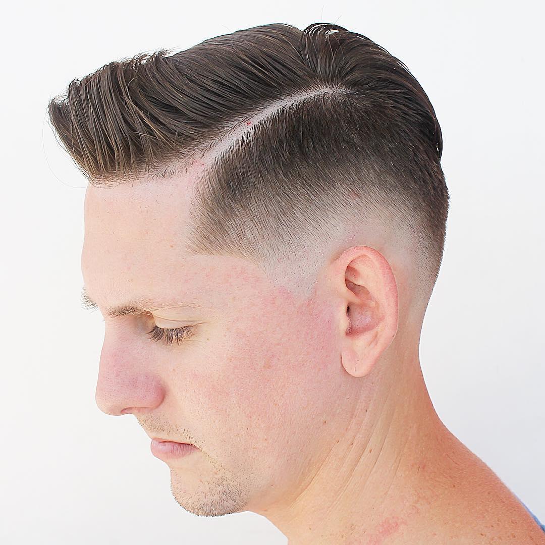 kings_style1-side-part-hair-men-medium-taper-low-skin-fade