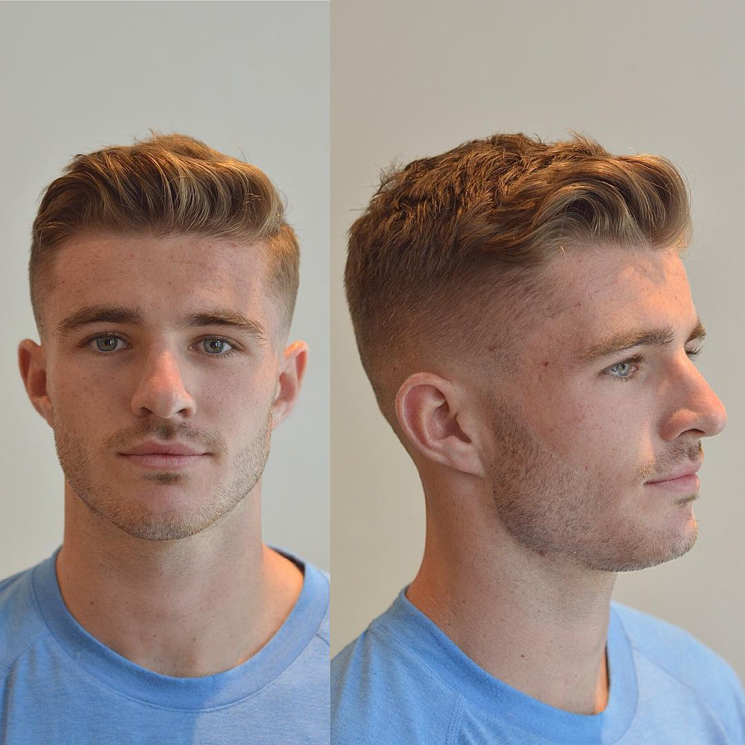 Brilliant 15 Best Short Haircuts For Men Natural Hairstyles Runnerswayorg