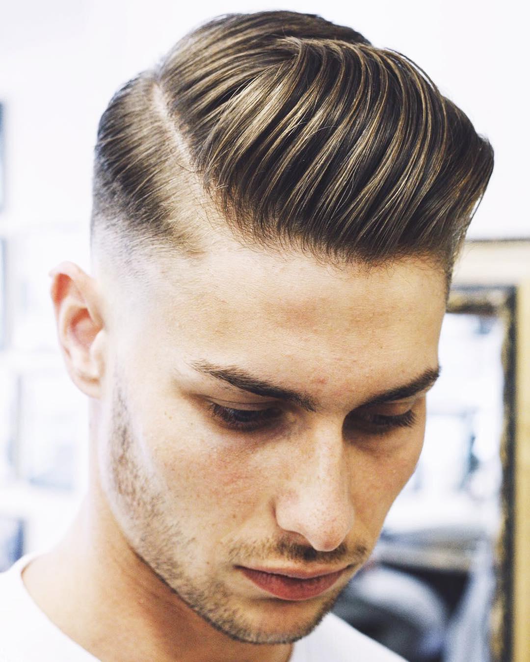 Stupendous 5 Cool Mid Fade Haircut Styles Short Hairstyles Gunalazisus
