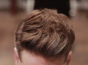 Good Haircuts for Men: The Side Part