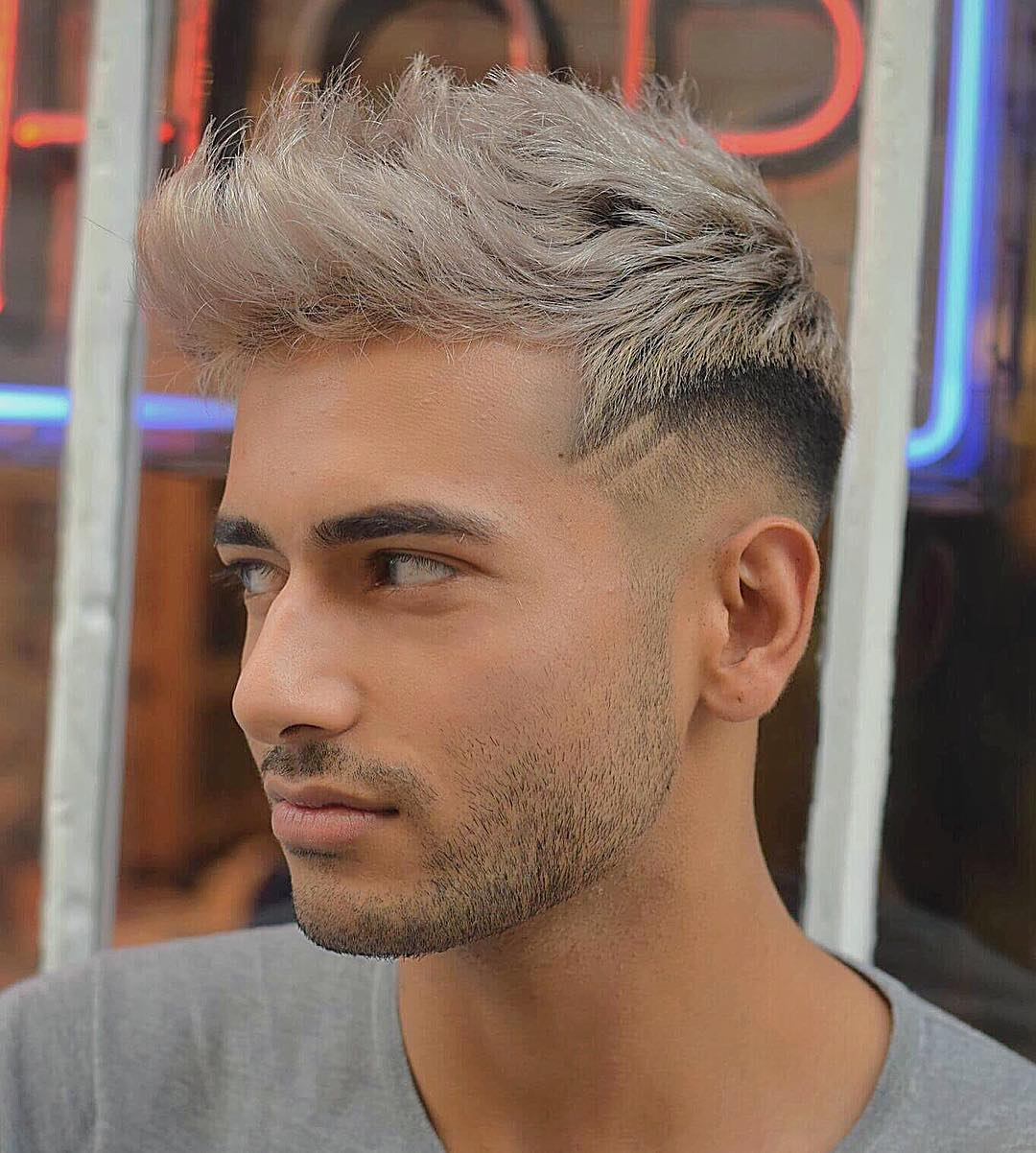 20 Mid Fade Haircuts Gt Fresh Styles For 2020 Cool Looks
