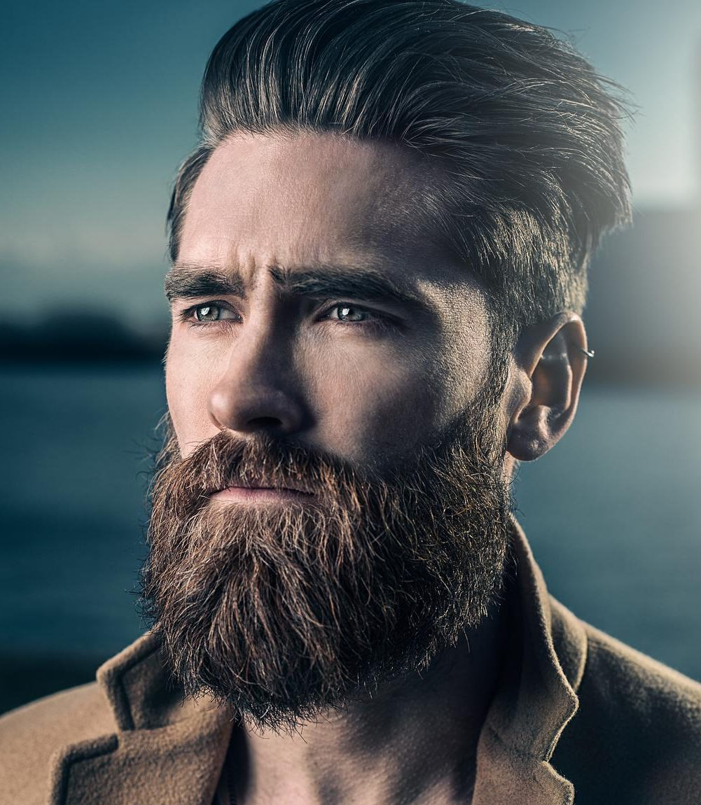 Model Beard Styles   With Beard 2014 Best Hairstyles For Men With Beards