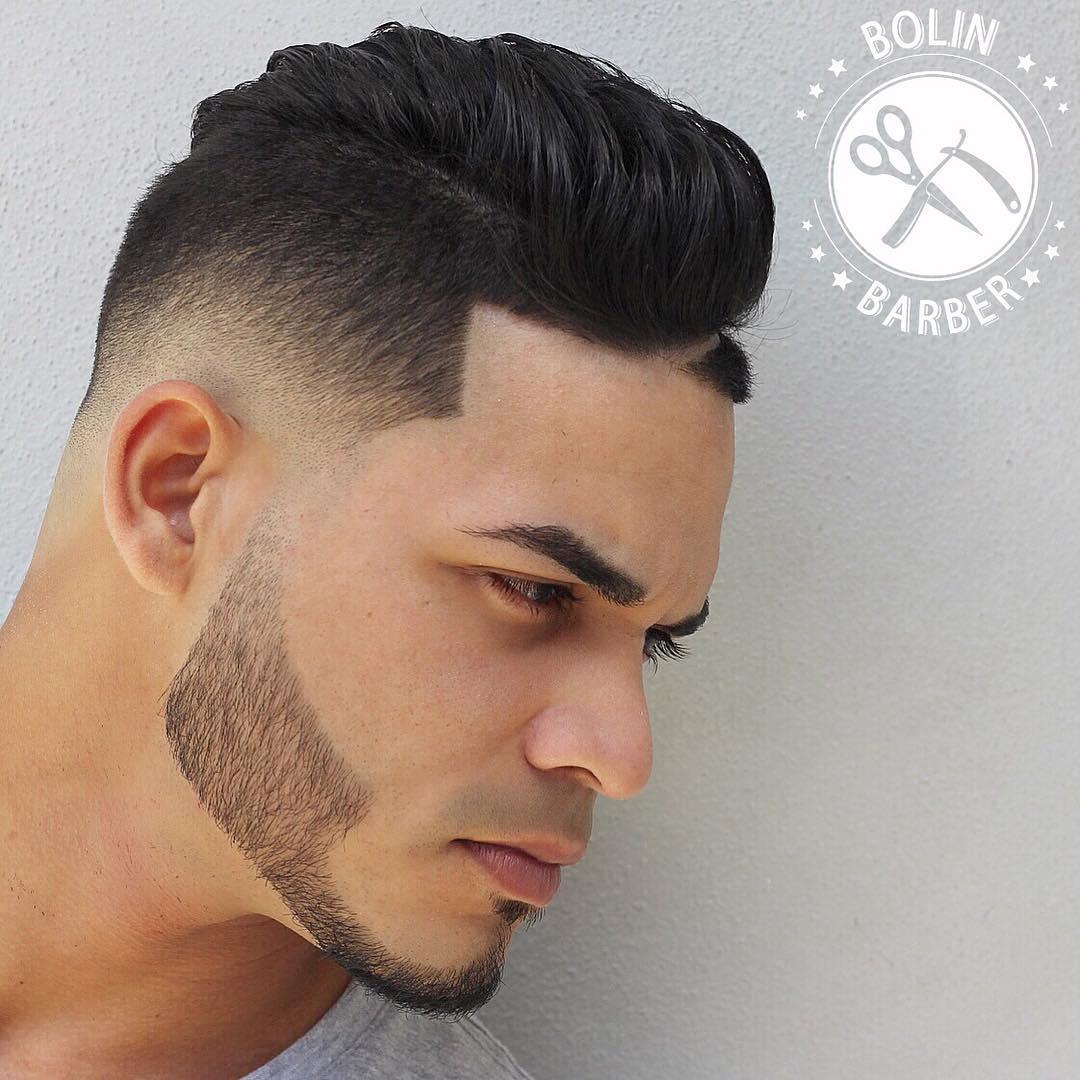 Pleasant Cool Men39S Hairstyles With Beards Short Hairstyles Gunalazisus