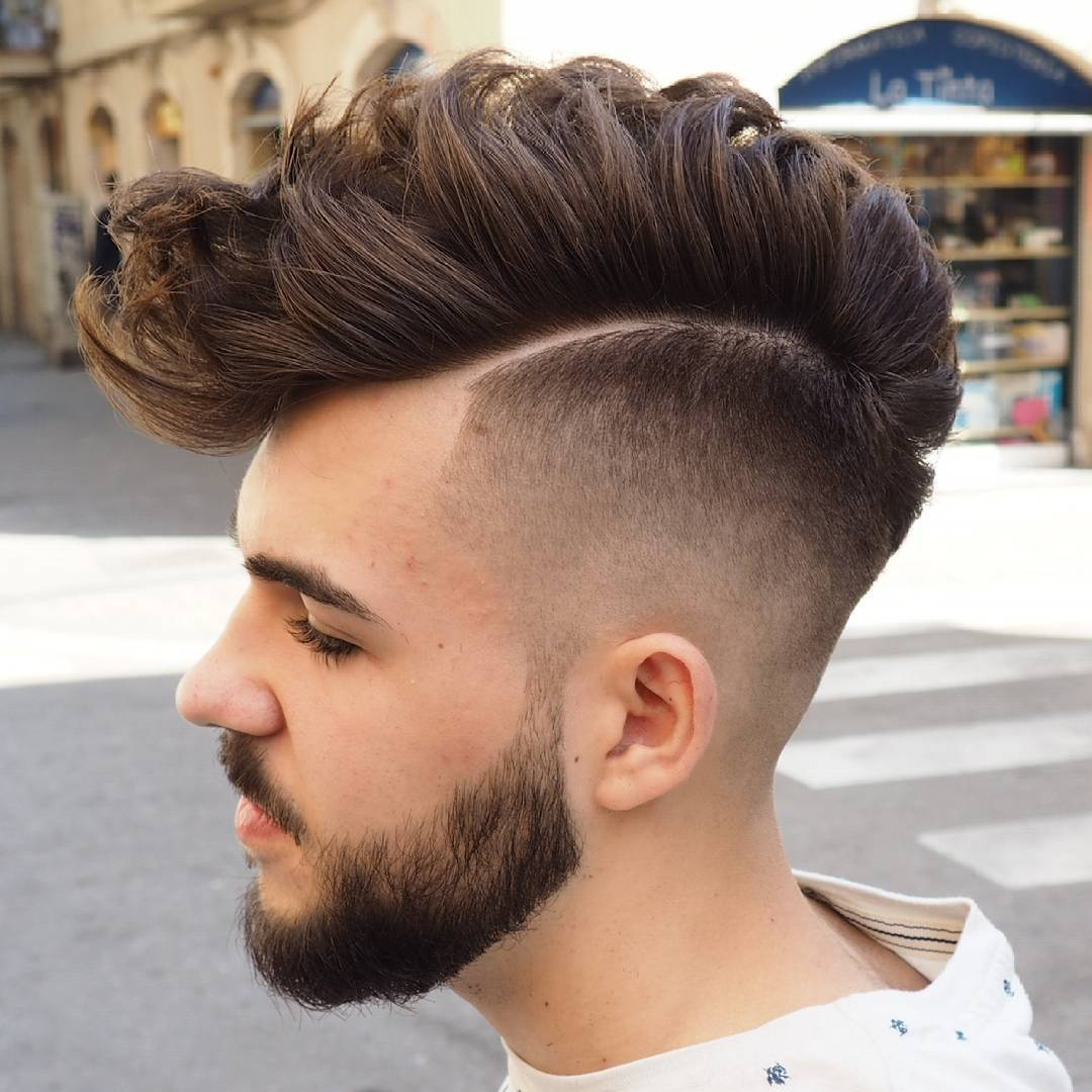 faux-hawk-fade-long-hair-men