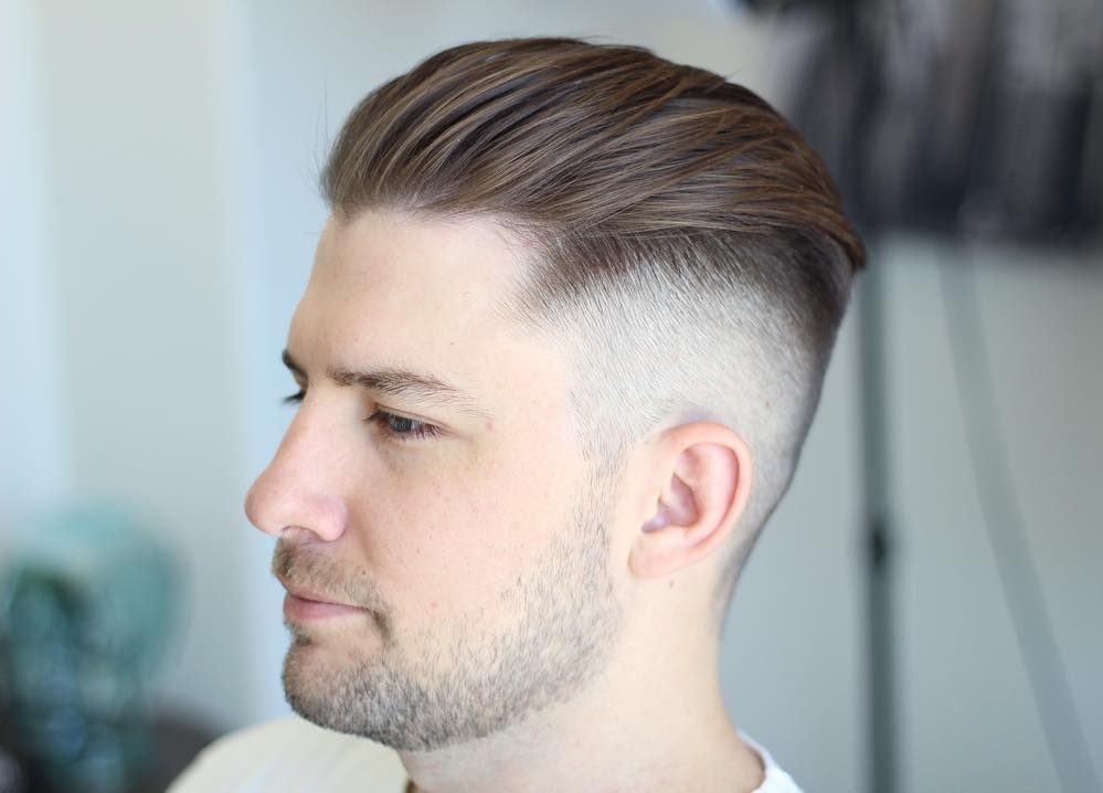 Itskeller Medium Undercut Haircut By Keller